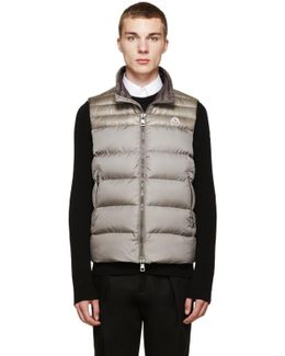 Grey Down Dubres Vest