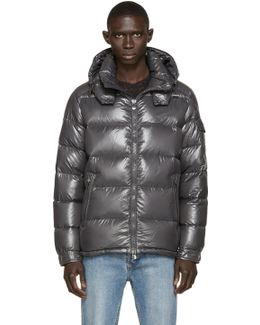 Quilted Down Maya Jacket