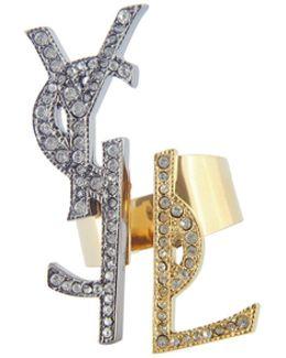 Logo Cocktail Ring