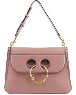 Pierce Medium Leather Bag