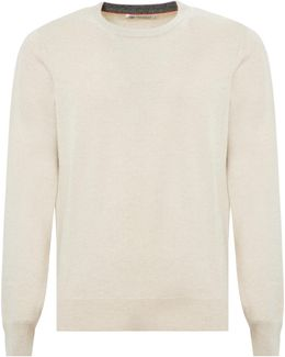Cashmere Roundneck Pullover