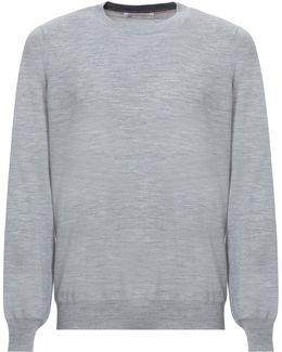 Wool Cashmere Roundneck