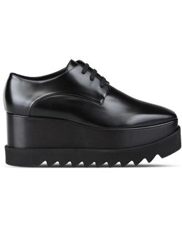 All Black Elyse Shoes