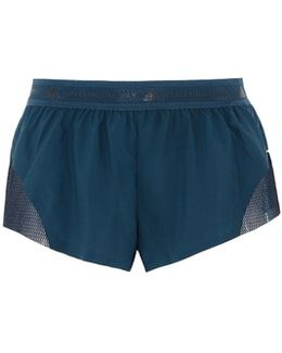 Blue Running Adizero Shorts