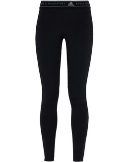 Black Running Tights