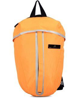 Orange Running Backpack