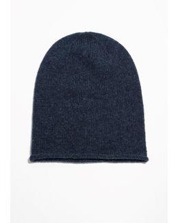 Wool Mix Beanie