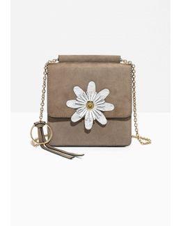 Daisy Mini Suede Bag