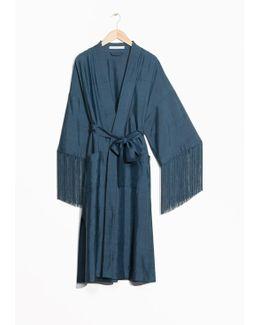 Toms Silk Kimono