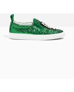 Love Pineapple Sneakers