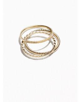 Stack & Layer Ring Set