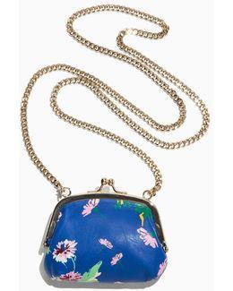 Floral Pouch Bag