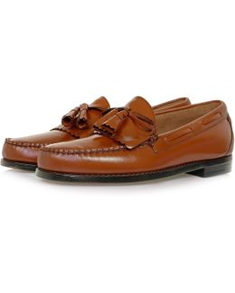 Layton Cognac Loafer Shoe