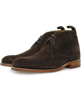 Marcus Chocolate Suede Chukka Boot 5295/