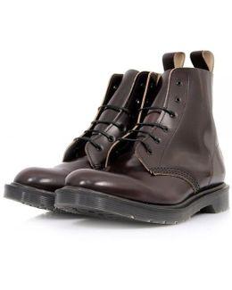 Dr Martens Arthur Merlot Made In England Boot