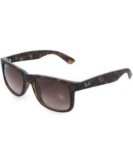 Justin Tortoise Sunglasses 0rb4165-710/