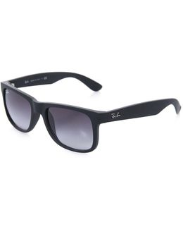 Justin Black Sunglasses 0rb4165-601/