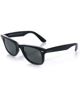 Original Wayfarer Classic Black Sunglasses