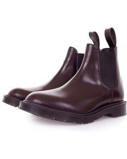 Dr Martens Graeme Merlot Boanil Brush Boots