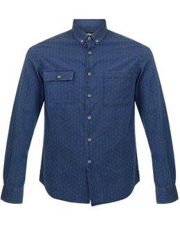 Willis Indigo Shirt