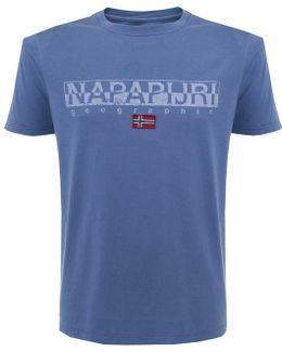 Sapriol Blue T-shirt