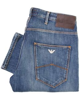 J06 Slim Fit Denim Jeans
