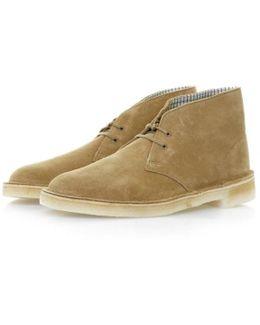 Desert Boot Oakwood Suede Boots