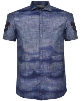Chambray Blue Shirt