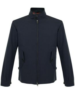 Modern Classic G4 Navy Harrington Jacket