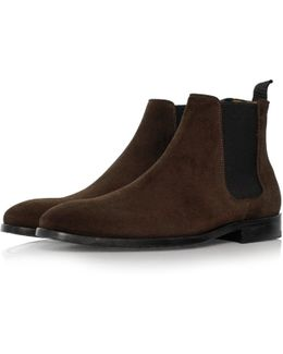 Paul Smith Gerald Moro Suede Chelsea Boot