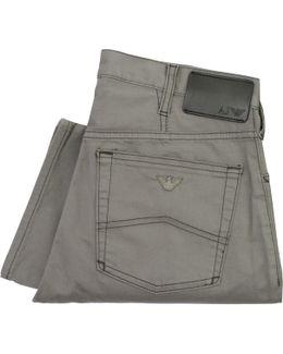 J21 Grey Chino Jeans 8n6j21 6n0lz