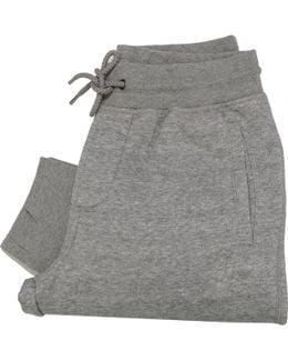 Cuff Grey Sweatpants