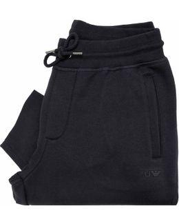 Cuff Blue Sweatpants