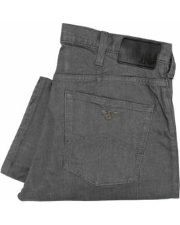 J21 Grey Denim Jeans 8n6j21