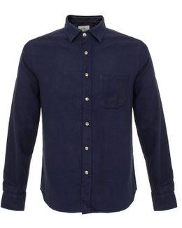 Teca Blue Flannel Shirt