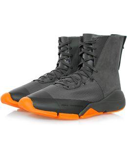 Future Zip High Chamel Boot
