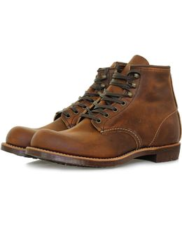 Blacksmith 3343 Copper Leather Boots