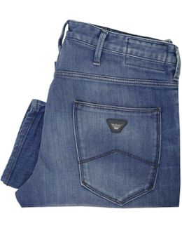 J06 Blue Denim Jeans