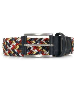 Anderson Woven Braided Multi Belt Af3689