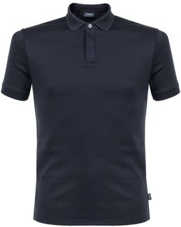 Notte Navy Polo Shirt