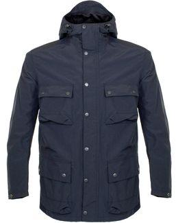 Drag Navy Jacket