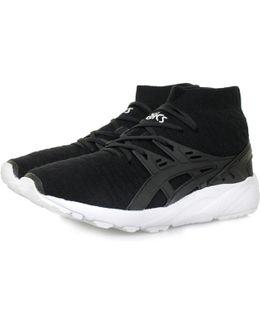 Gel-kayano Knit Black Shoe H7p4n