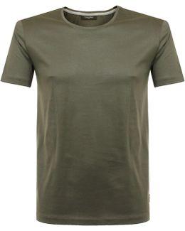 Jato Merc Single Jersey Olive T-shirt