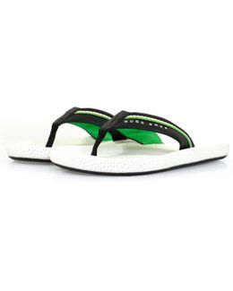 Shoreline Fresh White Flip Flops