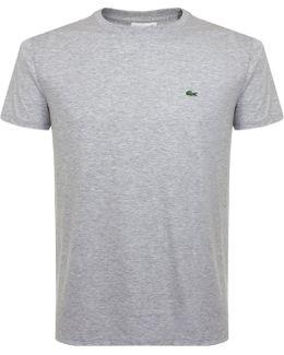 Pima Cotton Silver T-shirt