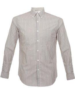 Roca Striped Beige Shirt