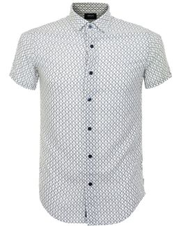Armani Fantasia White Shirt