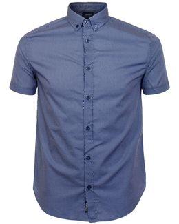 Fantasia Blue Shirt
