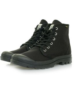 Pampa Hi Originale Canvas Black Boot