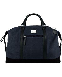Jordan Blue Weekend Bag